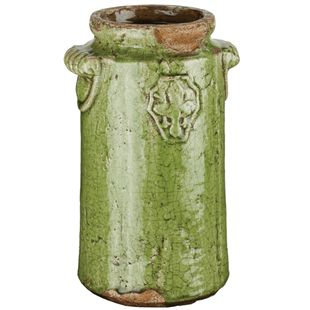 Italian Pottery - Canister