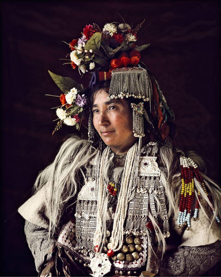 Jimmy Nelson immortalise la richesse des indigènes peuples
