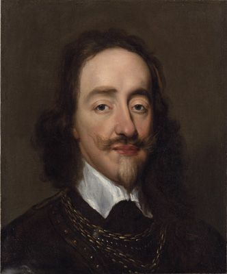 King Charles I  by William Dobson, 1647 1
