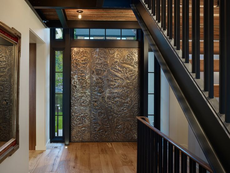 Best 25+ Unique front doors ideas on Pinterest | Iron work ...
