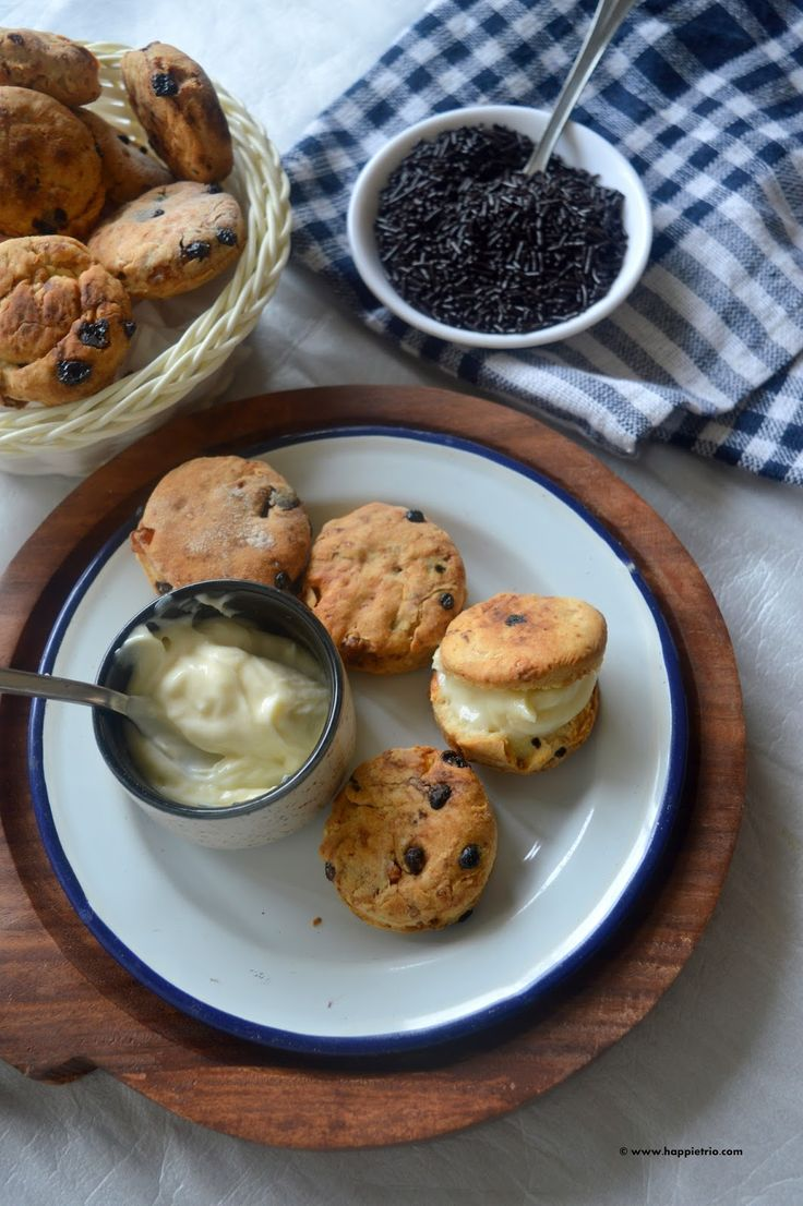 Dates and Dry Fruits Scones