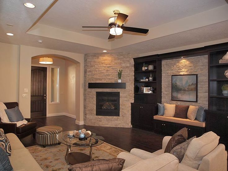 168 Best Finished Basements Images On Pinterest Finished