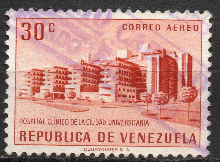 CARACAS - VENEZUELA - HOSPITAL UNIVERSITARIO