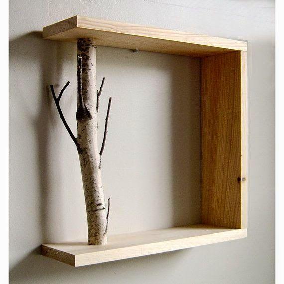 Apportez une touche de nature et de bois dans votre maison avec ces 24 idées de…