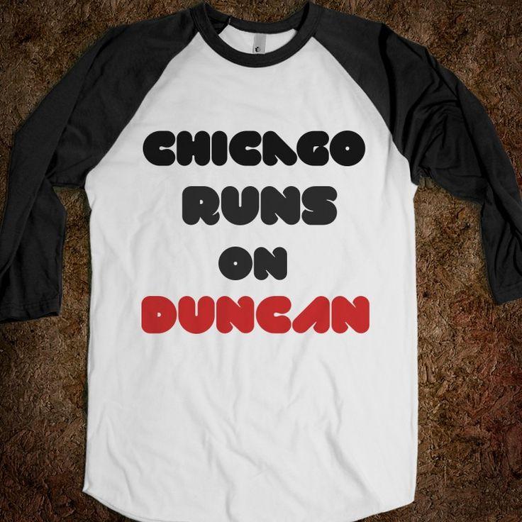 Chicago Runs On Duncan