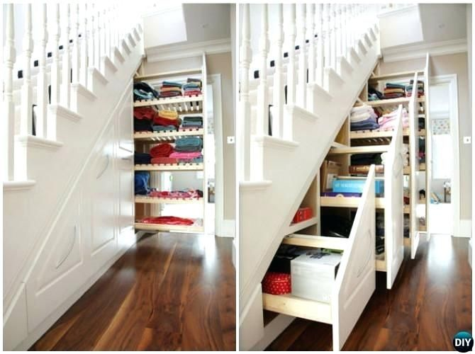 Image Result For Drawers Built Into Stairs E