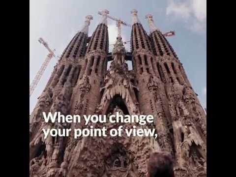 Tickets - Sagrada Familia.  Book tickets online to avoid long lines.