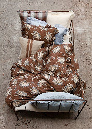 lovely 100% Belgian linen duvet cover...