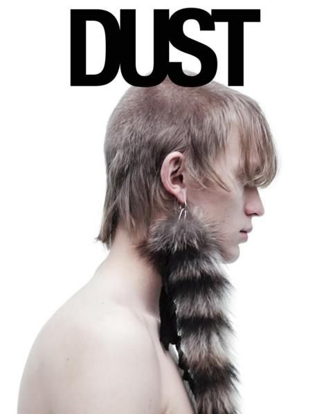 Dust Magazine F/W 15 Covers (Dust Magazine)