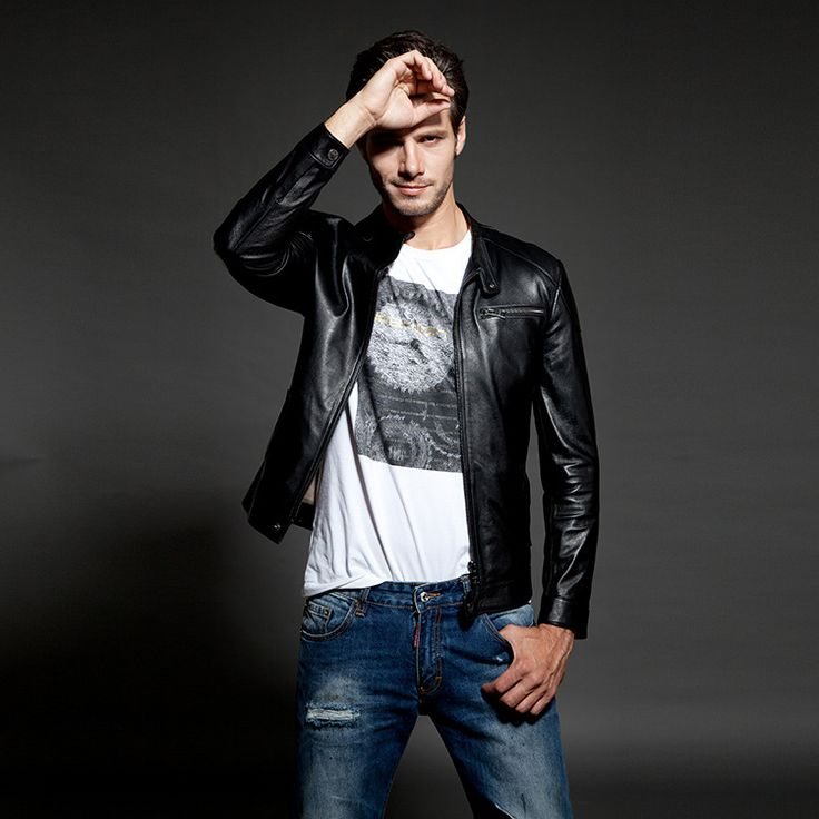 YEEL processing with supplied drawings soft fabric wholesale moto cheap men leather jacket in turkey