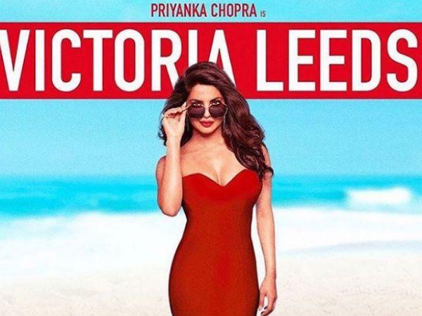 Priyanka Chopra as Victoria Leeds looks sensationally HOT on the new Baywatch poster. #PriyankaChopra #VictoriaLeeds http://www.glamoursaga.com/presenting-to-you-priyanka-chopra-as-victoria-leeds-from-baywatch/