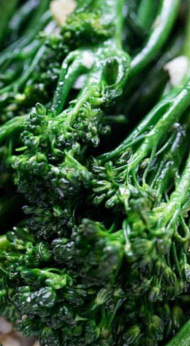 Garlic Butter Sauteed Broccolini