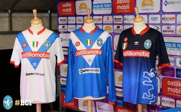 Camisas Brescia Calcio Femminile da Umbro