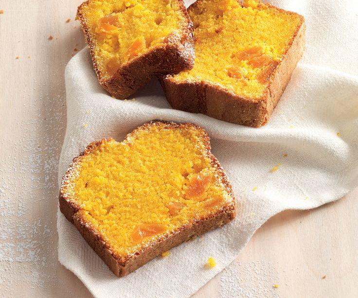 Cake di carote e albicocche