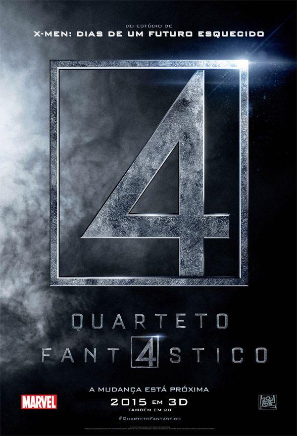'Quarteto Fantástico' teve divulgado trailer e pôster http://cinemabh.com/trailers/quarteto-fantastico-teve-divulgado-trailer-e-poster