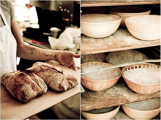 Lemon ice cream, Artisan bread and Breads on Pinterest