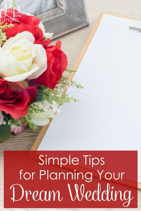 Awesome Tips To Help You Plan Your Dream Wedding
