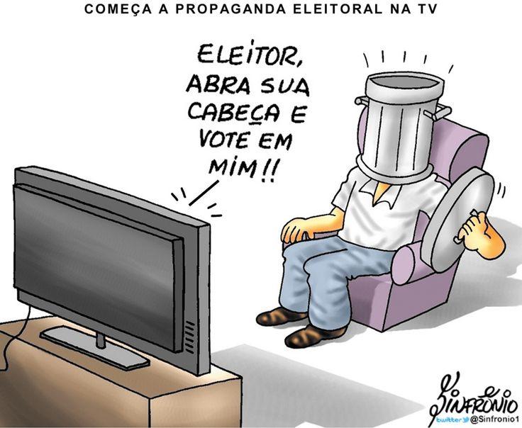 Começa hoje a propaganda eleitoral