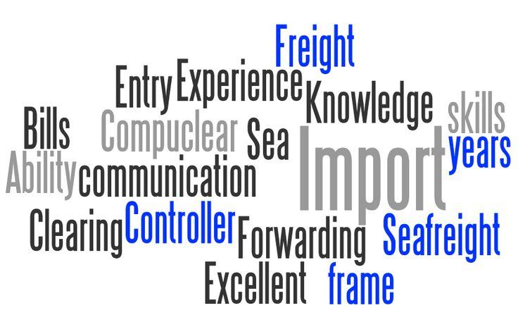 We're hiring! Sea Freight Professionals. Email recruit@khanye.com