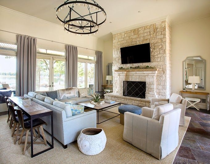family room | Tracy Hardenburg Designs