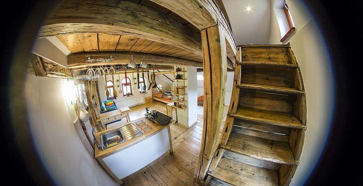 Apartman Basco - ubytování na Malé Skále   Galerie