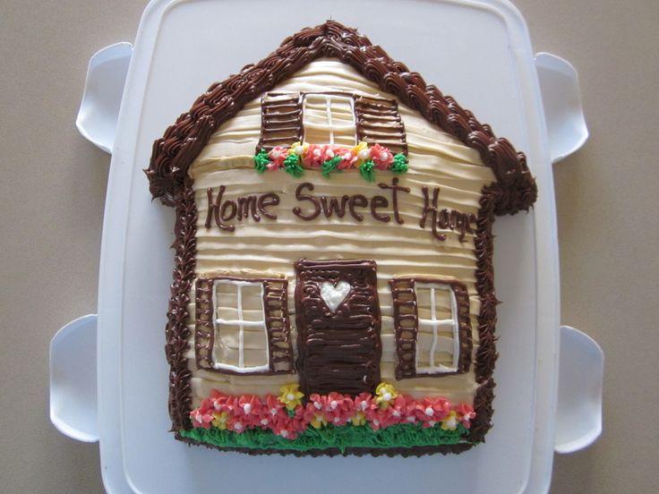 Housewarming Cake  on Cake Central