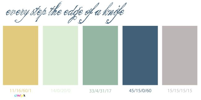 I'm pretty sure these colors are my home and future home - tag black, white and grey as well