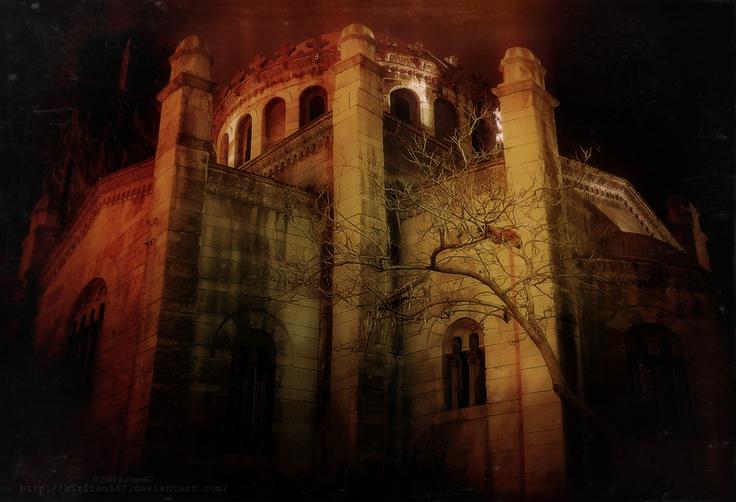 Cathedral in Kerameikos, Athens, Greece