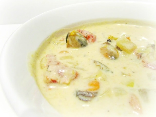 French Mussel Bisque Recipe Ina Garten Barefoot