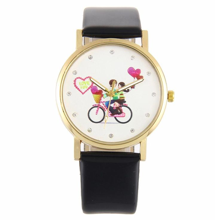 MALLOOM watch women luxury brand famous Leather band ladies Quartz wrist Watch Erkek kol saatleri As gift Drop shipping #YH #Affiliate