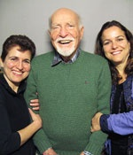 Story Corps~Two women interview their father who has  Alzheimer's Disease. Very sweet.