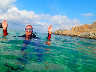 diving holidays greece