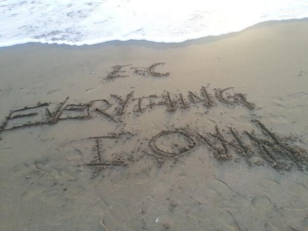 """Eagle & Campbell, Everything I Own http://youtu.be/XiJm5vkyA6c  """"Walk with me through the breeze Lie with me there in the sand"""""""