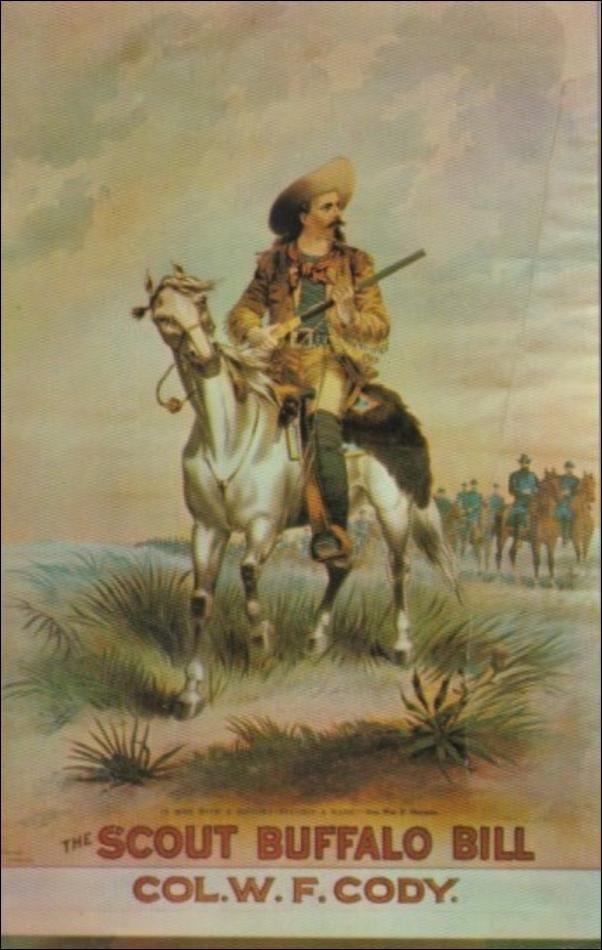 The Scout Buffalo Bill Colonel William F Cody Buffalo Bill Museum Cody Wyoming