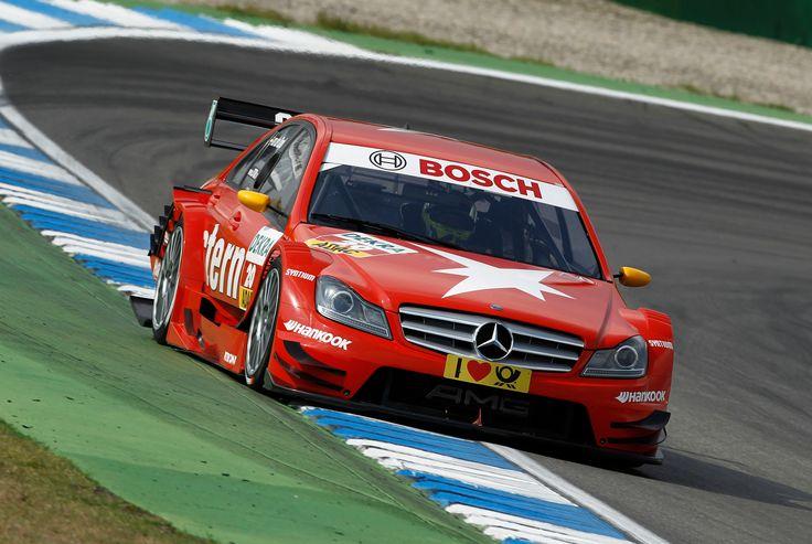 2011 dtm season mercedes benz bank amg c class cars for Mercedes benz bank login
