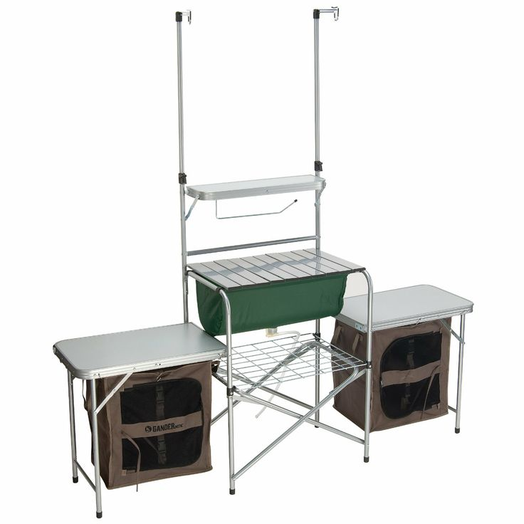 Kitchen Chairs For Cooking: Gander Mountain Deluxe Camp Kitchen $149.99