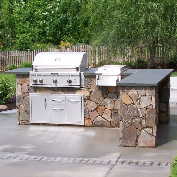 25+ Best Ideas About Outdoor Barbeque Area On Pinterest