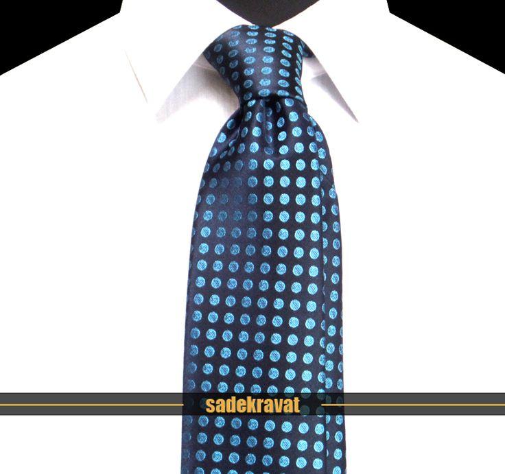 Mavi Lacivert Puantiyeli Kravat 4823 7,5 cm. Modern Orta Stil, Mikro Kumaş... www.sadekravat.com/mavi-lacivert-puantiyeli-kravat-4823#tie #tieoftheday #pocketsquare #örgükravat #ketenkravat #ipekkravat #slimkravat #kırmızışaldesenlikravat #ortaincekravat #incekravat #gömlek #ceket #mendil #kravatmendilkombin #ofis #bursa #türkiye #çizgilikravat #şaldesenlikravat #ekoselikravat #küçükdesenlikravat #düzkravat #sadekravat