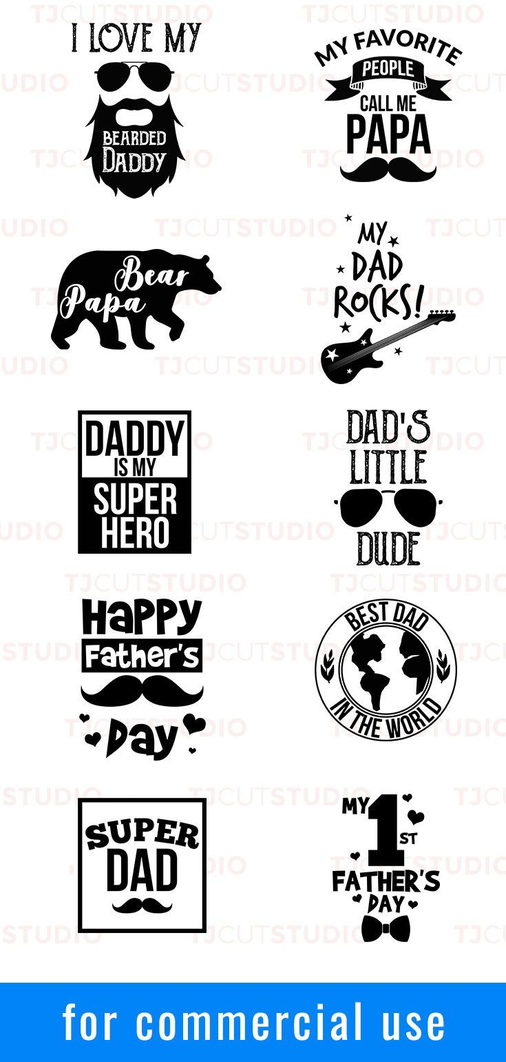 Free We've got a few fun designs for you this june! Click To See All Of This Father S Day Svg Bundle For Commercial Use Create Your Fathers Day Gifts Funny Fathers Day Quotes Father S Day Diy Fathers Day Quotes SVG, PNG, EPS, DXF File