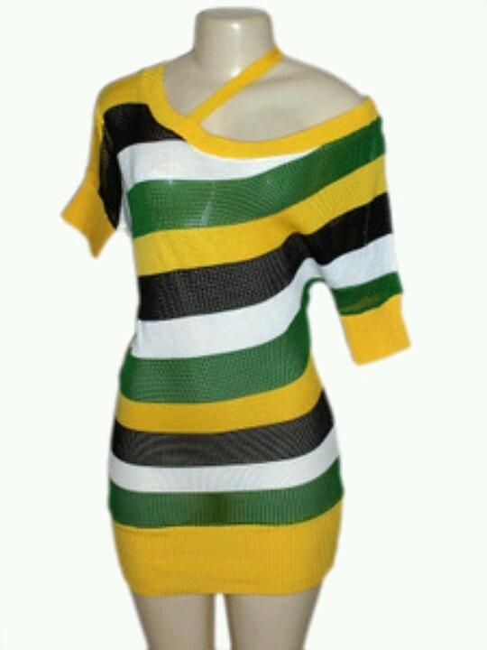 Oh yeah, Jamaican colors  www.jambana.com