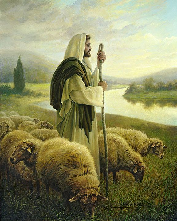THE GOOD SHEPHERD The age old symbol of the good shepherd has brought peace and comfort to the hearts of many throughout the years. The strong and watchful keeper of the flock, who knows His sheep and is known by them, guides the... Read More ›