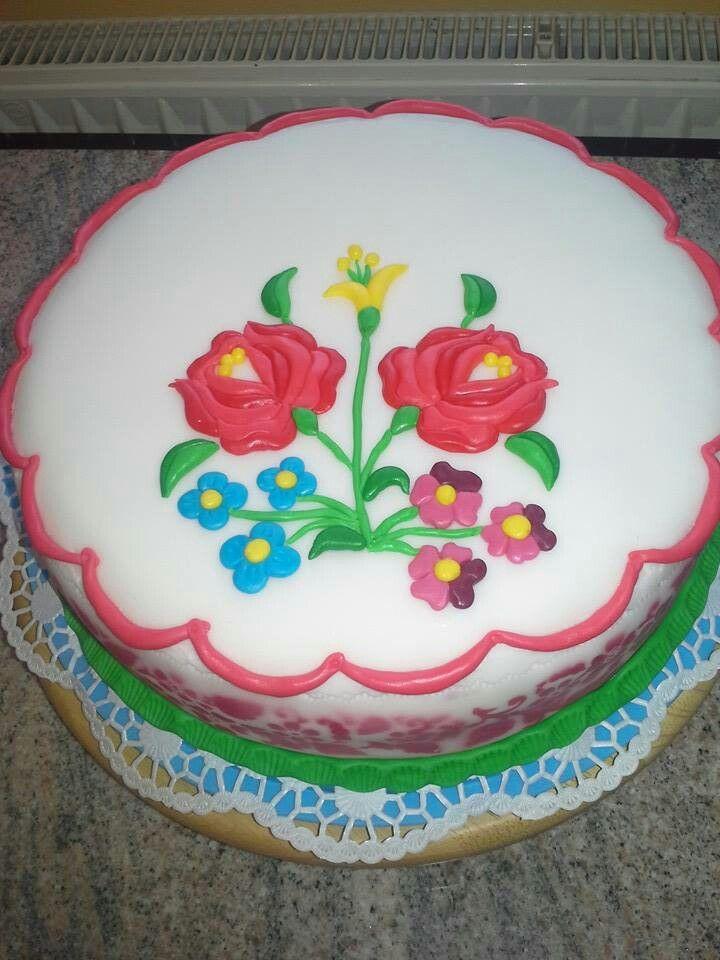 Kalocsai cake