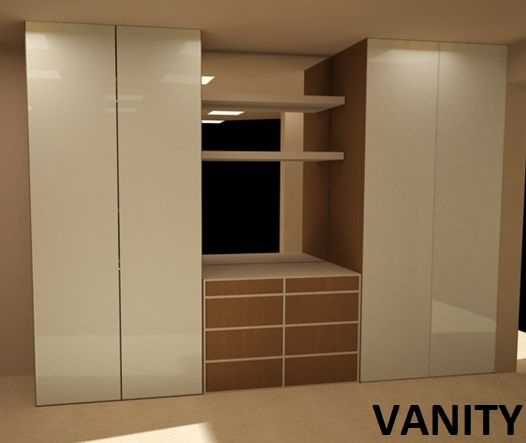 Closets modernos de madera muebles macal cocinas y for Cocinas y closets