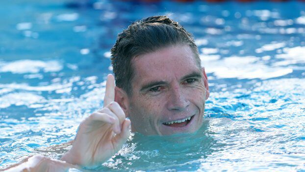 Greek swimmer Spyros Gianniotis walked away with Greece's fourth medal in the Rio de Janeiro 2016 Olympics with a Silver medal in the men's 10 kilometer marathon swim.
