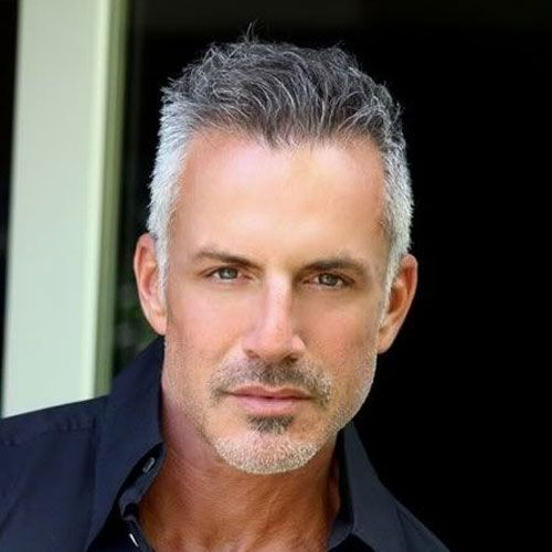 25 Best Hairstyles For Older Men 2019 Short Haircuts For