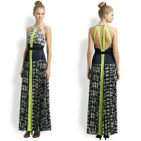 BCBG CONSTANTINE DRESS New without tags. Size 00  will fit xxs-S. BCBGMaxAzria Dresses Maxi