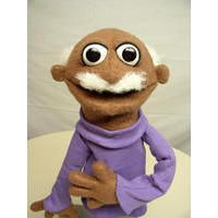 Image result for grandpa puppet
