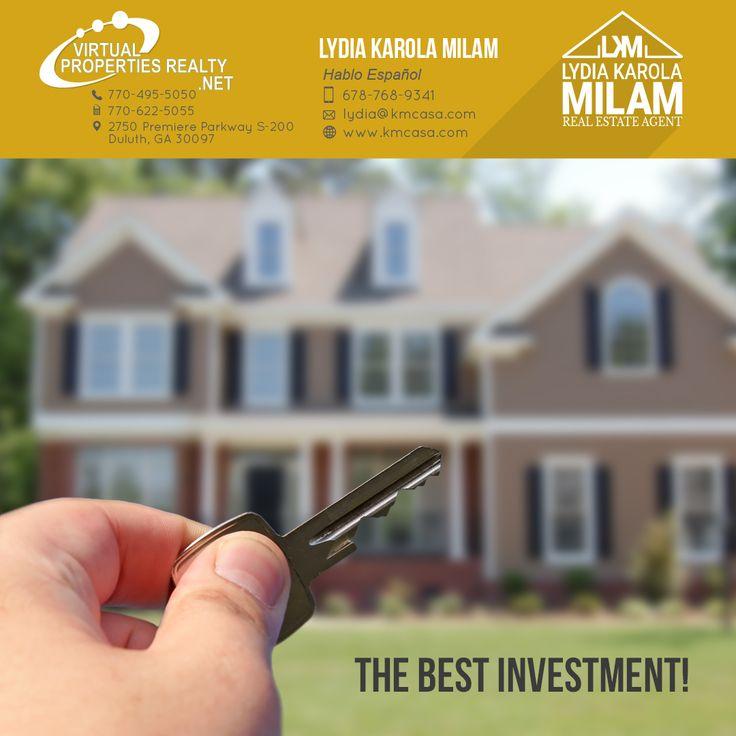 Let me help you find your own property today 678-768-9341. #LydiaKarolaMilam #RealEstateAgent #MetroAtlanta #Buyer #Seller #VirtualPropertiesRealty #Kmcasa #HabloEspañol