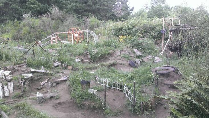 Image result for backyard rc rock crawler track ideas ...