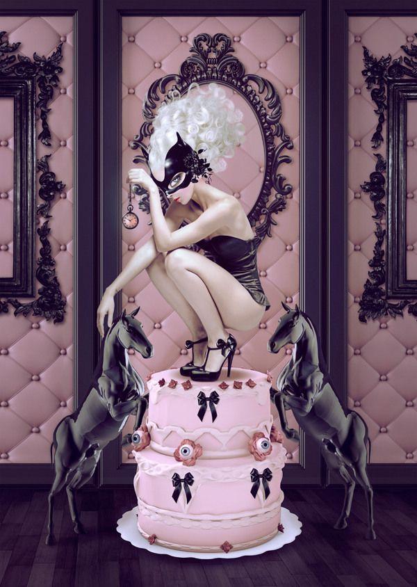 Lost In Wonderland by Natalie Shau